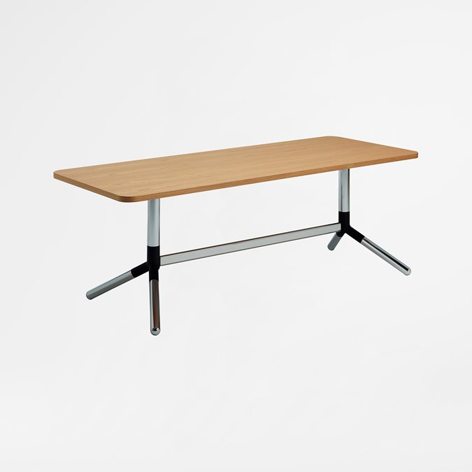 Obi Pillartable Meeting Tables - Office Furniture | Kinnarps