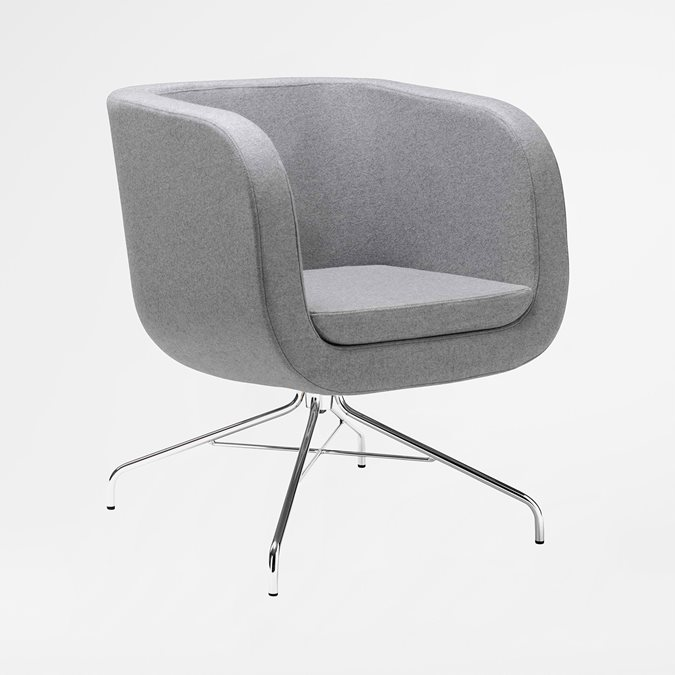 Lounge Soft Seating - Office Furniture | Kinnarps