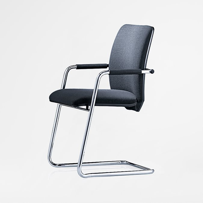Collection TEC visitor Chairs - Office Furniture | Kinnarps