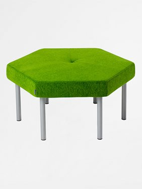 Trixagon Stool Soft Seating - Office Furniture | Kinnarps