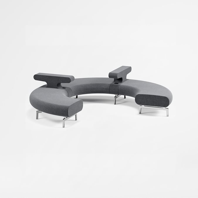 Point Soft Seating - Office Furniture | Kinnarps