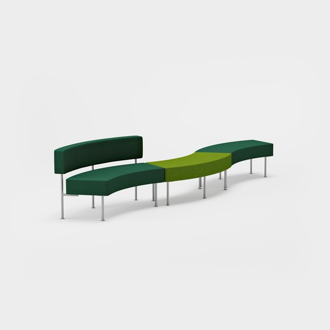 Longo Soft Seating - Office Furniture | Kinnarps