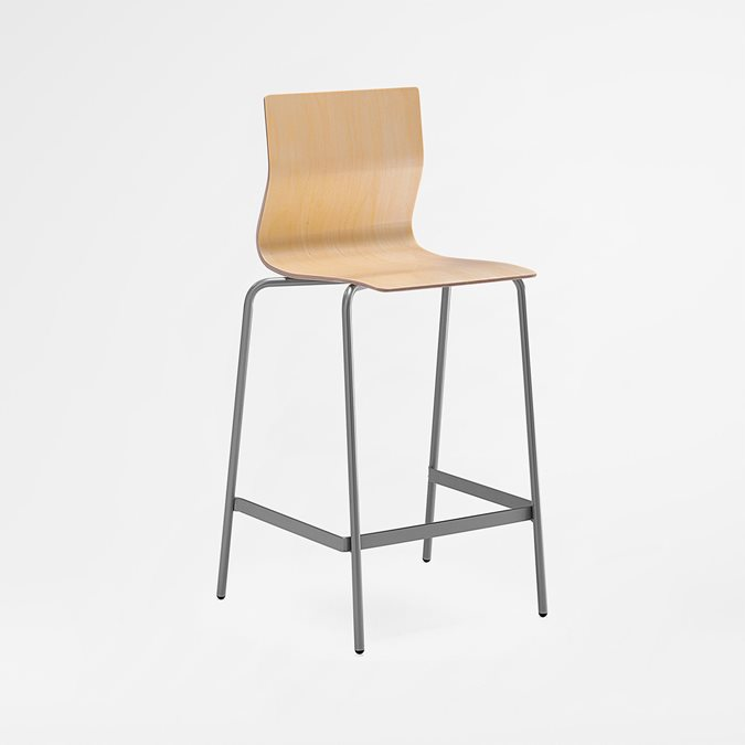 Adam Barstool Stools - Office Furniture | Kinnarps