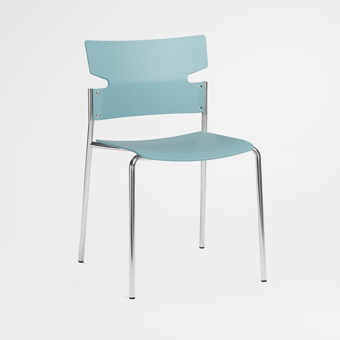 Stack+ Chairs - Office Furniture | Kinnarps
