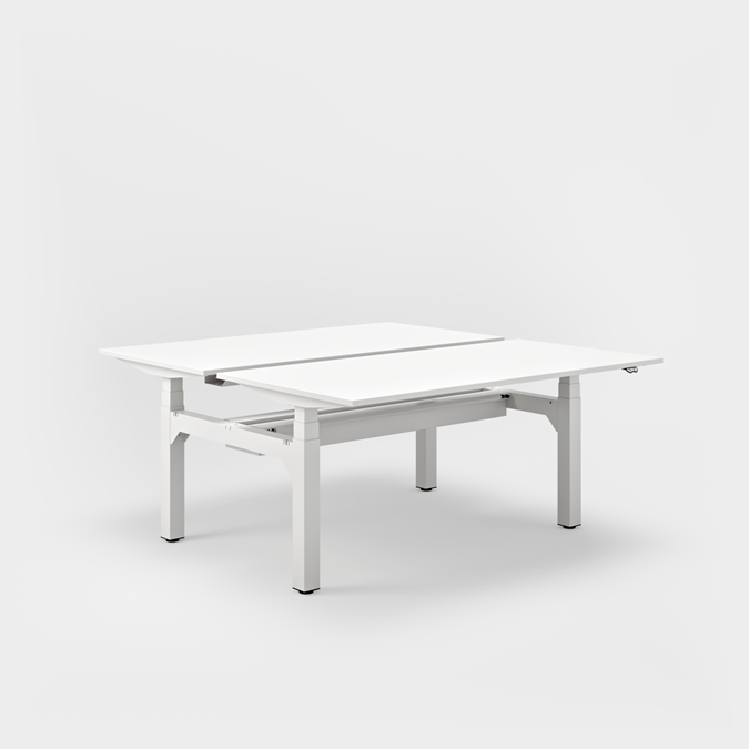 Polaris Desks - Office Furniture | Kinnarps