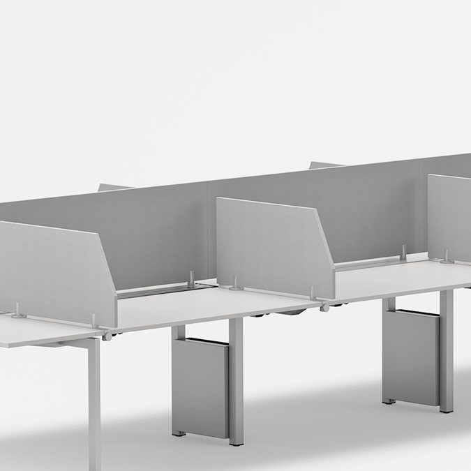 Nexus Desks - Office Furniture | Kinnarps