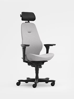 Plus[8] Task Chairs - Office Furniture | Kinnarps